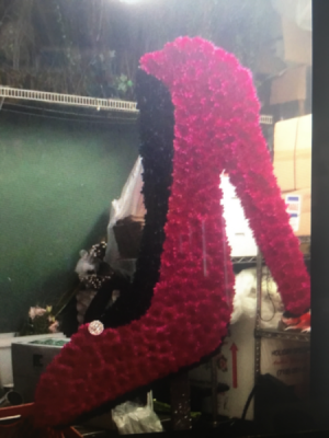High heel  in Ozone Park, NY | Heavenly Florist