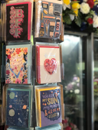 High Note Embellished Cards