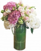 High Society Cut Flower Arrangement