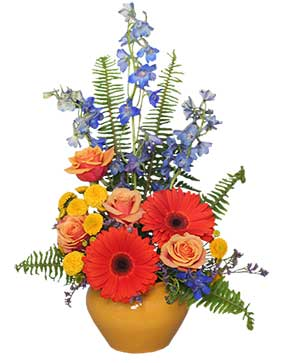 High Style Blooms Arrangement in Mount Airy, NC | CREATIVE DESIGNS FLOWERS & GIFTS