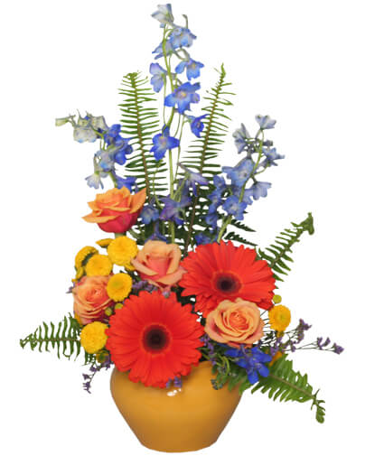 High Style Blooms Arrangement