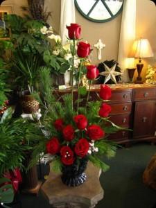 High Style Christmas PFS Exclusive in Prescott, AZ | PRESCOTT FLOWER SHOP