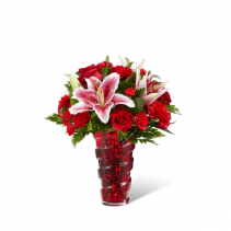 Higher Love™ Bouquet VASE ARRANGEMENT