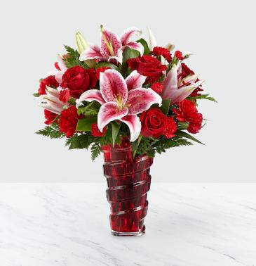 Higher Love Vase Arrangement