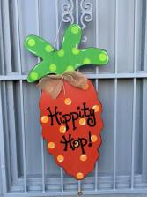 Hippity Hop Door Hanger