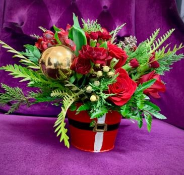 Ho Ho Ho Holiday Bouquet