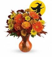 Hocus Pocus Bouquet Holiday Floral