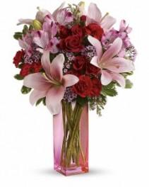 Hold Me Close Bouquet ---