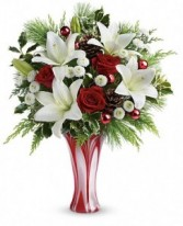 Holiday Artistry Bouquet by Enchanted Florist