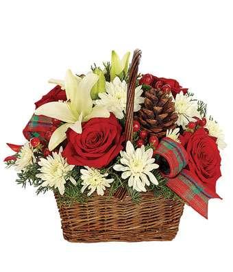 Holiday Basket of Cheer Christmas