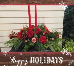 Holiday Blessings Brown-Eyed Susans Holiday Special in Pelican Rapids, MN | Brown-Eyed Susan's Floral