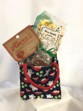 Holiday Buzz Bag