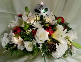 Holiday Celebration Fresh Arrangement