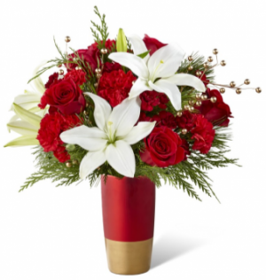 Holiday Celebrations FTD Arrangement in Saint Louis, MO | SOUTHERN FLORAL SHOP