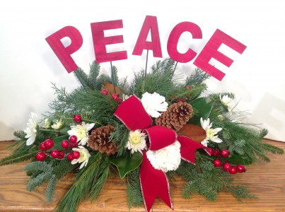 Holiday Center-Peace T&V Original