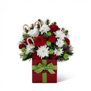 Holiday Cheer Fresh Flower