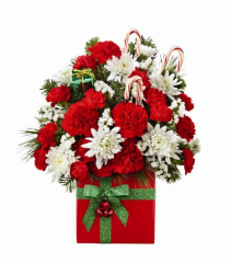 HOLIDAY CHEER FTD ARRANGEMENT