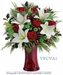 Joy and Cheers Floral Arrangement