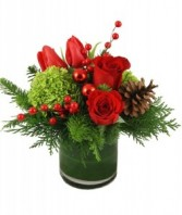 Holiday Chic Arrangement