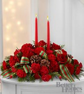 Holiday Classics Christmas Centerpiece