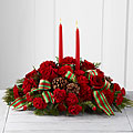 Holiday Classics Christmas Centerpiece in Ambler, PA | Flowers By Veronica, Inc.