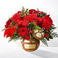 Holiday Delights Christmas Arrangement