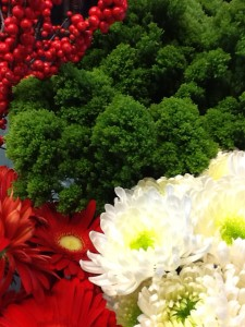 Holiday Designers Choice Holiday Arrangement in Fairfield, CT | Blossoms at Dailey's Flower Shop