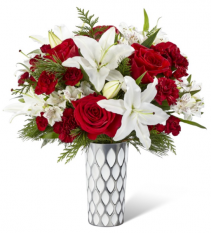 Holiday Elegance FTD Arrangement
