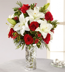 HOLIDAY ELEGANCE TWO FTD ARRANGEMENT