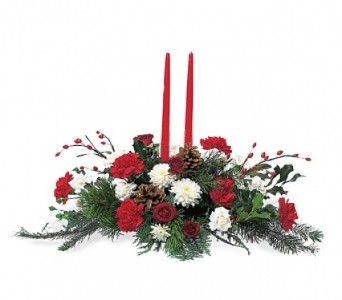 Holiday Family Centerpiece