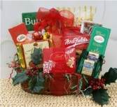 Holiday Favorites Gift Basket Yummy Treats