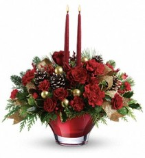Holiday Flair Centerpiece