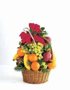 Holiday Fruit Basket Fruit Basket