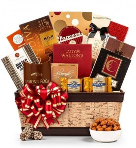 Holiday Gift Basket Contents vary upon availability