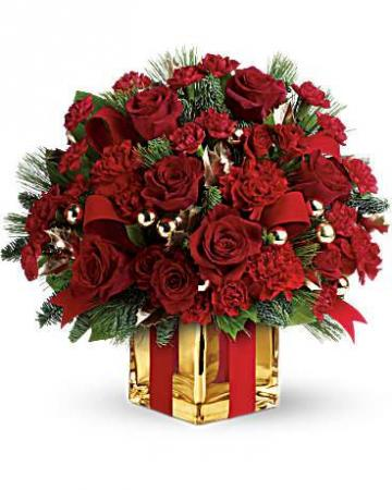 Holiday Gift Bouquet
