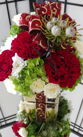 Holiday Gift Christmas Arrangement