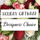 Holiday Giftwrap Designer's Choice