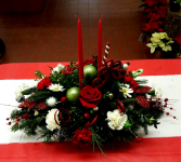 Holiday Glitz Centerpiece