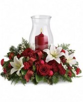 Holiday Glow Centerpiece