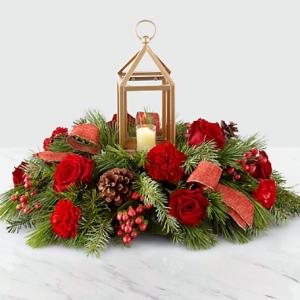 Holiday Glow Centerpiece in Snellville, GA | SNELLVILLE FLORIST