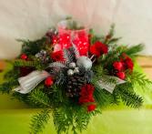 Holiday Glow Centerpiece Christmas Centerpiece