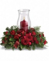 Holiday Glow  Centerpiece (T115-3A)