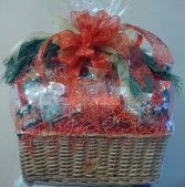 Holiday Gourmet Food Basket 1940a (Houston only) Christmas