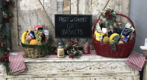 Holiday Gourmet Gift Baskets  in Spring, TX | TOWNE FLOWERS