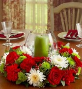 Holiday Happiness Premium Centerpiece
