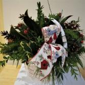 Holiday Home Basket Christmas