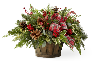 Holiday Homecomings FTD ARRANGEMENT in Saint Louis, MO | SOUTHERN FLORAL SHOP