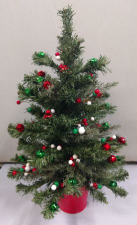 Holiday Jingle Tree Artificial