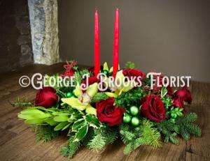 HOLIDAY LUX  in Brattleboro, VT | George J. Brooks Florist LLC