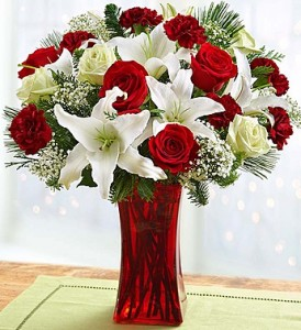Holiday Magic  in Oakdale, NY   POSH FLORAL DESIGNS INC.